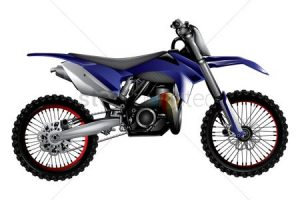 two wheeler clipart 3