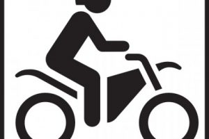 two wheeler clipart 4