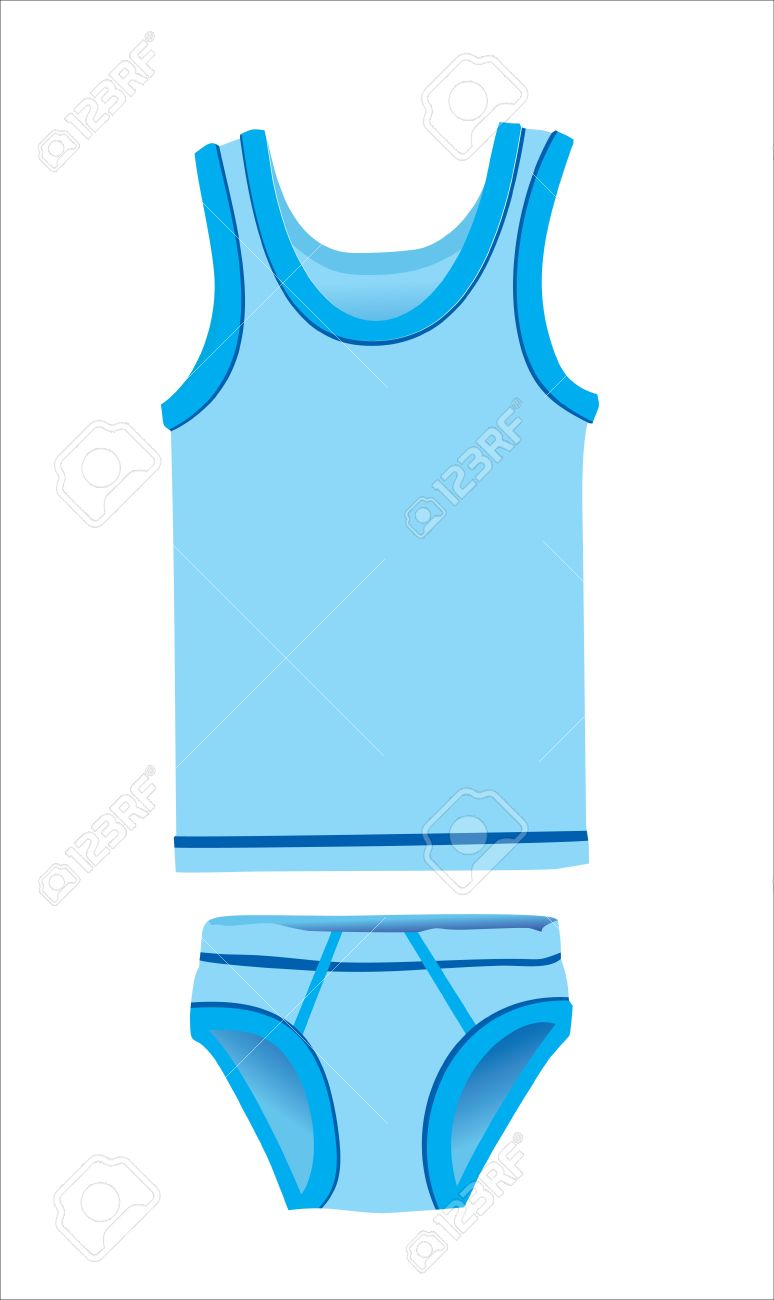 Underwear for kids clipart 9 » Clipart Station
