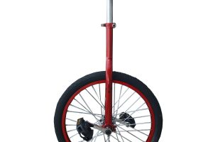 unicycle clipart 4