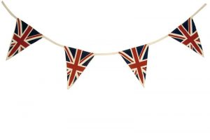 union jack bunting clipart 10