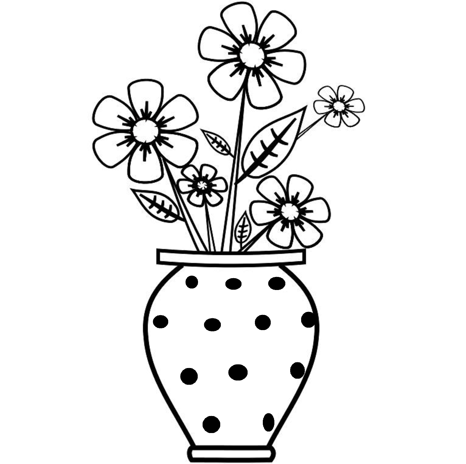 Easy drawing of flower vase flowers in a vase drawing the best easy drawing of flower vase flowers in a vase drawing the best flowers ideas reviewsmspy