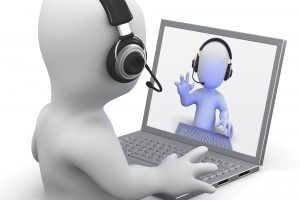 video conferencing clipart 3
