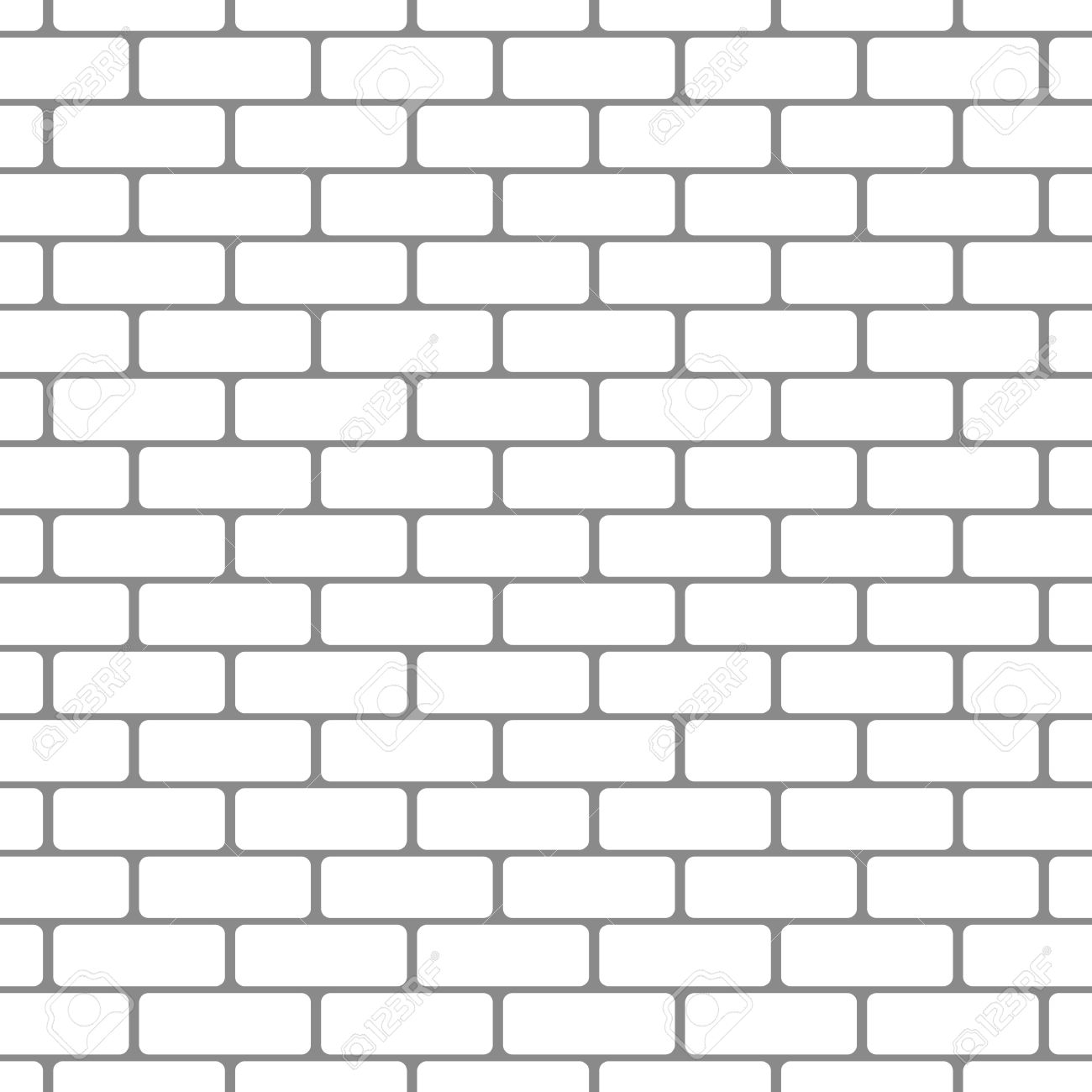 Brick Wall Clipart Black And White Foyer Exterior