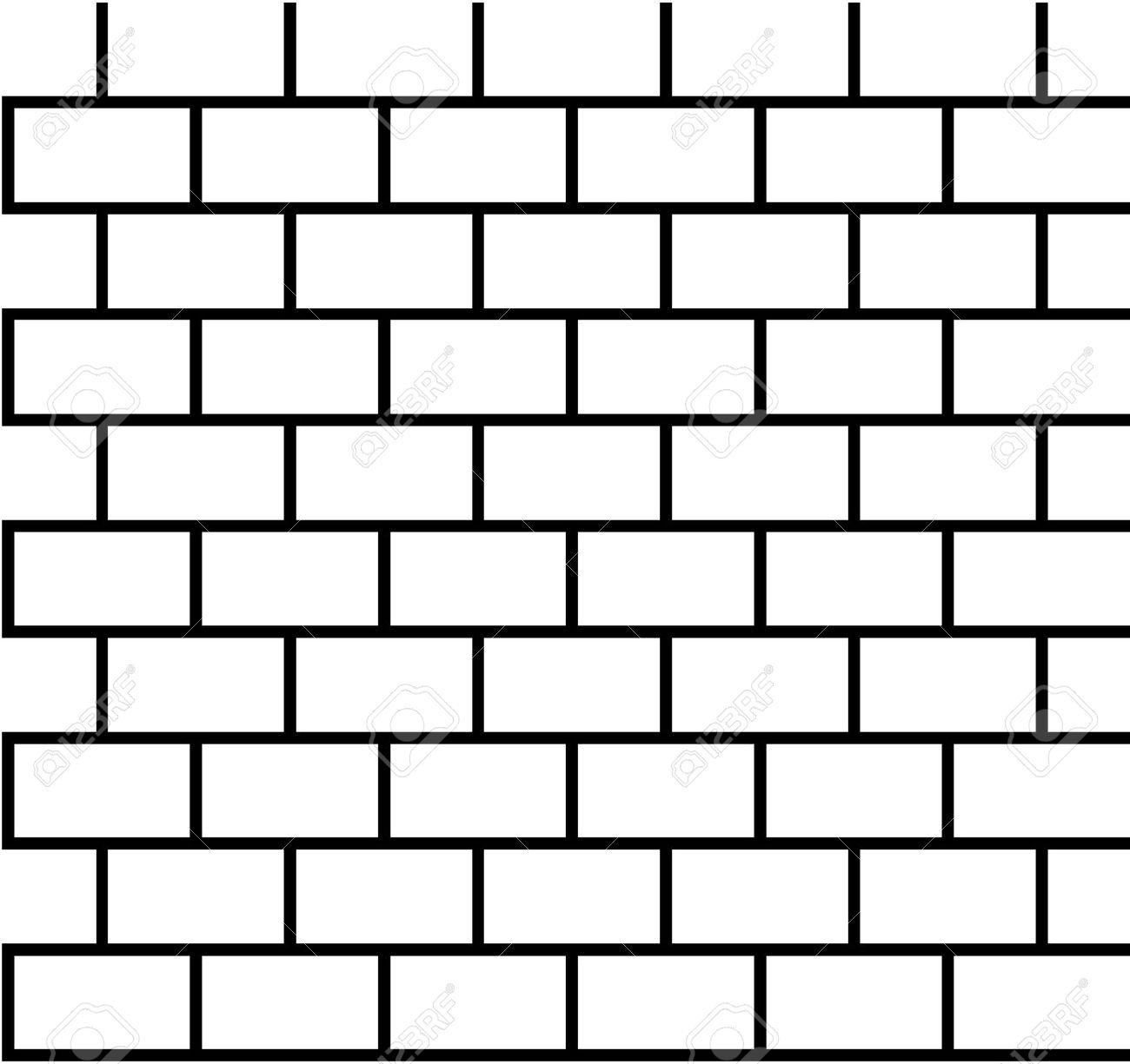 brick wall black and white clipart backyard fire pit entry clipart rh clipartstation com brick wall clip art images grey brick wall clipart