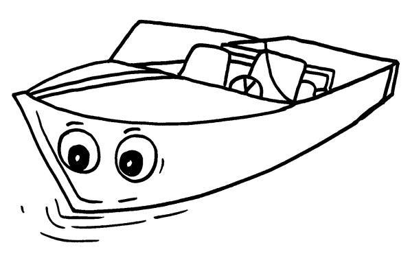 Water Transportation Clipart Black And White 2 » Clipart