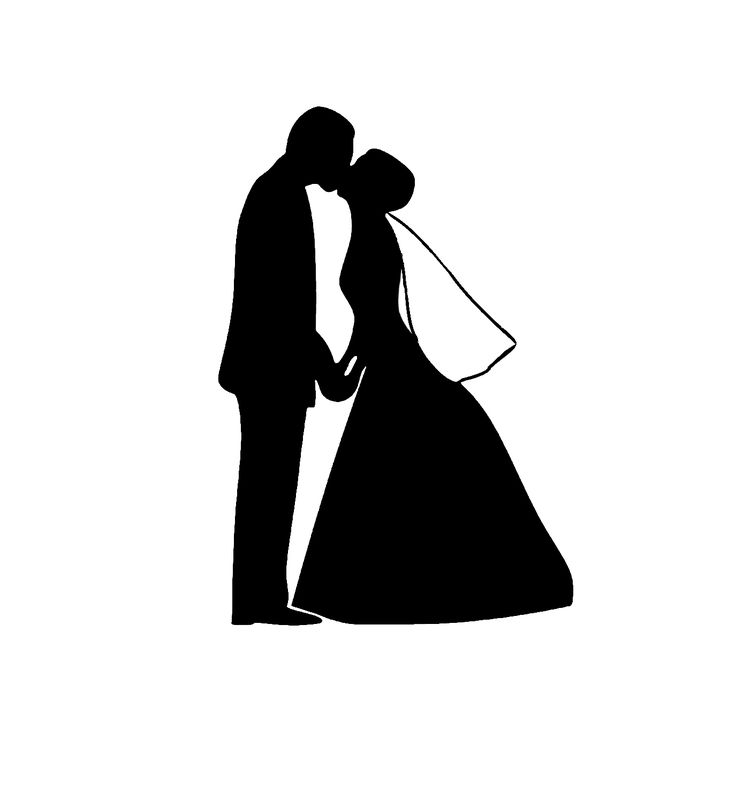 Wedding Clipart Black And White 6
