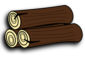 wood clipart 2