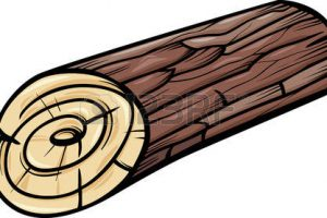 wood clipart 3