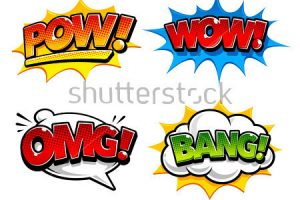 wow expression clipart 3