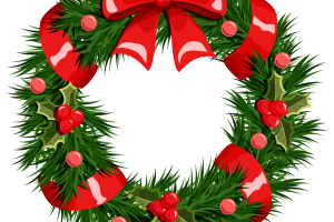 wreath clipart 3