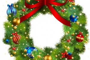 wreath clipart 4