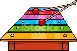 xylophon clipart 4