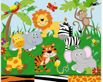 Zoo Clipart 3 187 Clipart Station