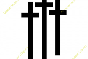 3 Crosses Clipart 1 Clipart Station