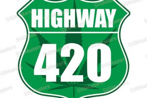 420 clipart 1