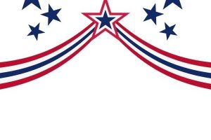 4th of july banner clipart 4
