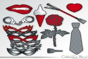 50 shades of grey clipart 5