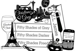 50 shades of grey clipart 6