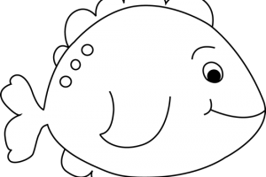 a clipart black and white 1