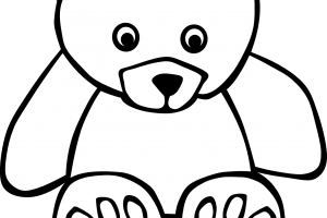 a clipart black and white 2