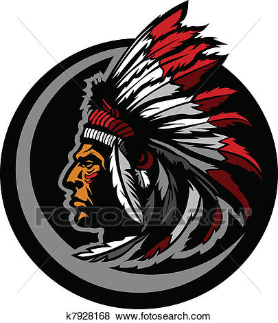 American Indian Chief Clipart 9 Clipart Station