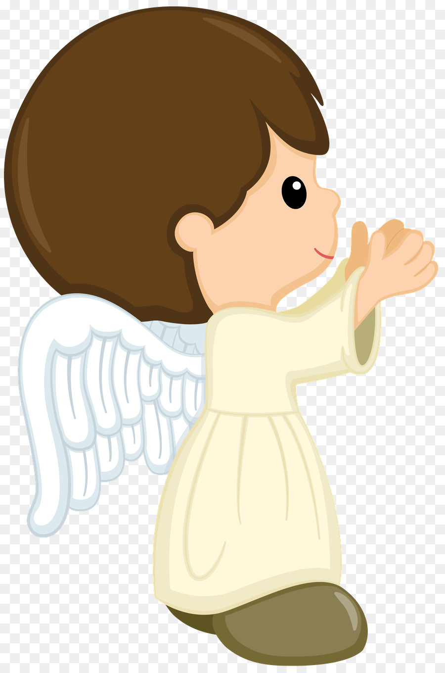 Angel boy. Clipart png station