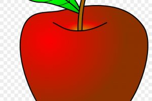 apples clipart 3