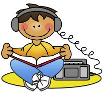 audio books clipart 3