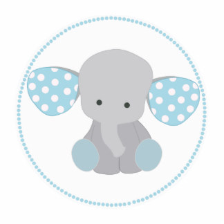 Baby Shower Elephant Clipart 2 187 Clipart Station