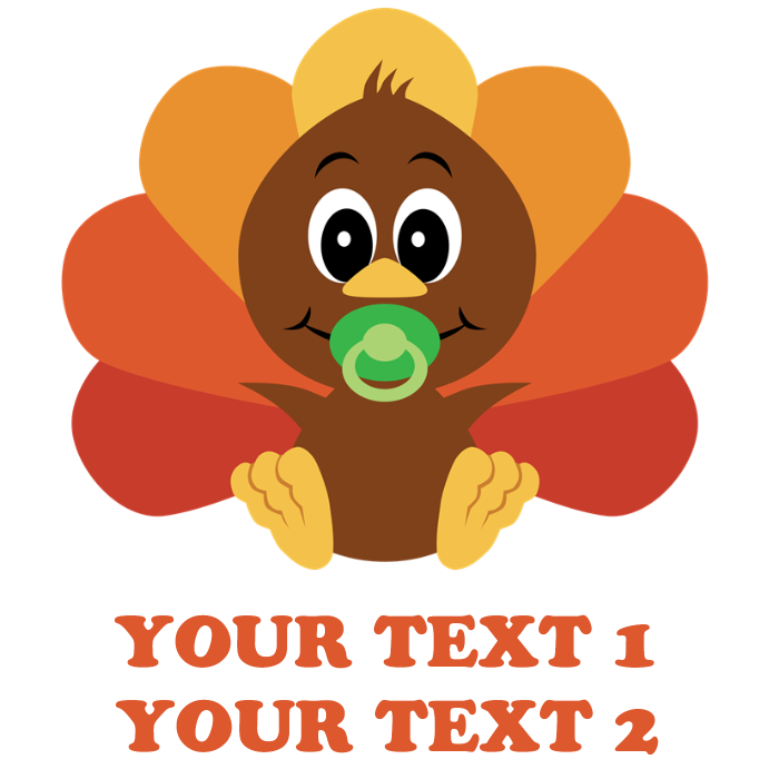Baby Turkey Clipart 1 Clipart Station