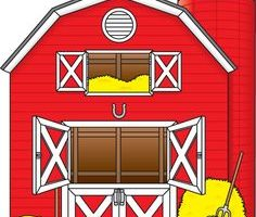 barn clipart images 3