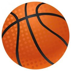 image regarding Basketball Clipart Free Printable called Basketball clipart totally free printable 1 » Clipart Station