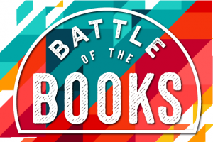battle of the books clipart 4