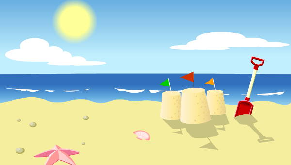 Beach clipart images 2 » Clipart Station