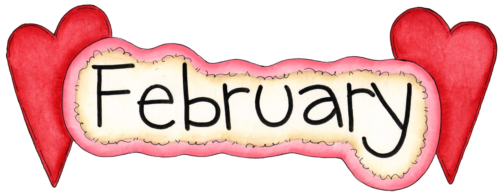 Bing february. Clipart station