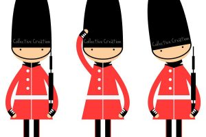 british soldier clipart 2