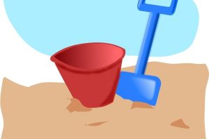 bucket and shovel clipart 1