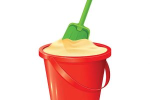 bucket and shovel clipart 2