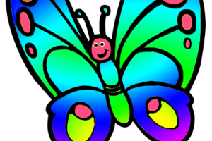 butterfly clipart images 1