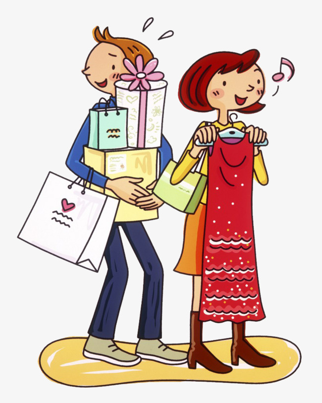 Buying clothes clipart 7 » Clipart Station