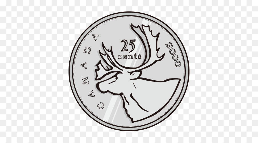 Canadian coins clipart 5 » Clipart Station