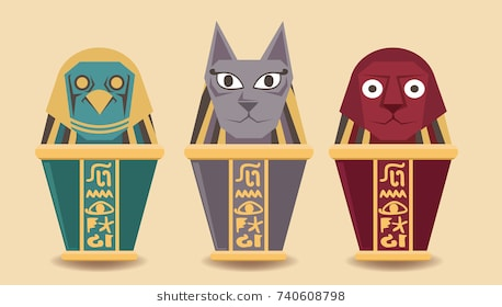 Canopic jars clipart 5 » Clipart Station