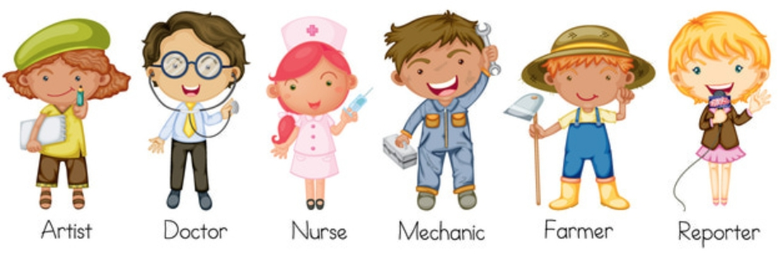 Phenomenal Career Day Clipart Dress Up Clipartuse Cilpart In