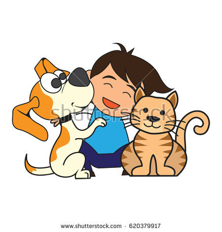 Taking Care of Animals Stock Illustrations, Images & Vectors | Shutterstock