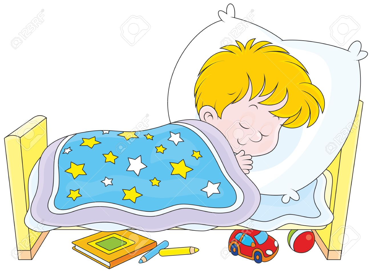 Child sleeping clipart 4 » Clipart Station