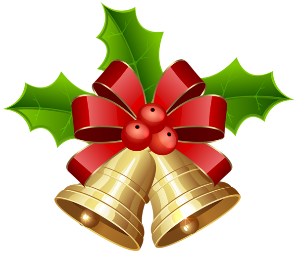 Christmas bells clipart 3 » Clipart Station