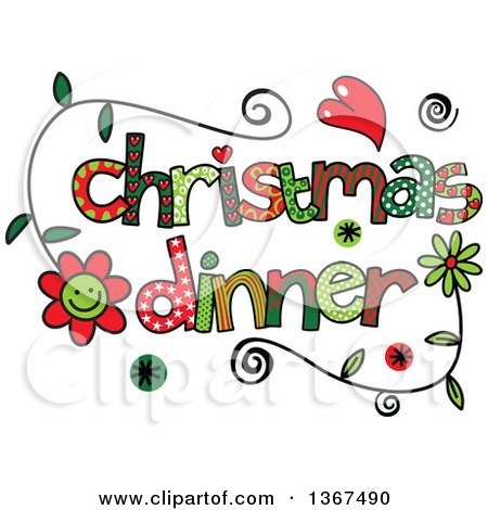 Christmas Dinner Clipart.Christmas Dinner Clipart 5 Clipart Station