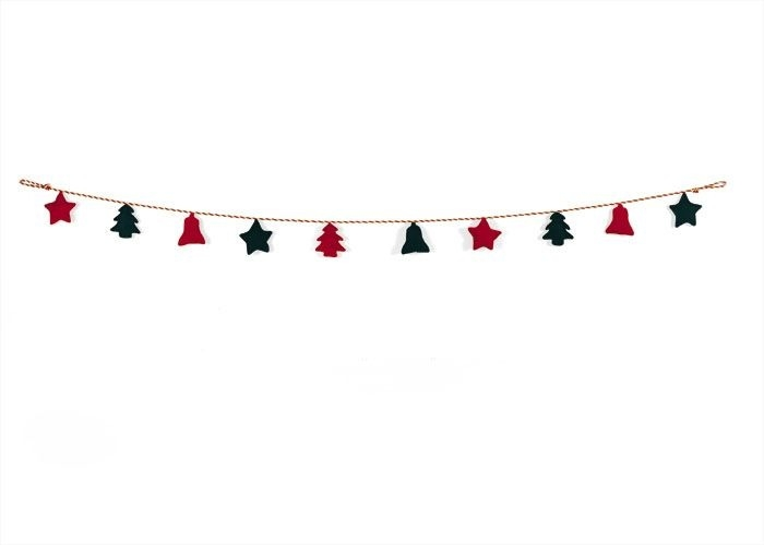Christmas Garland Clipart.Christmas Garland Clipart Black And White Google Search