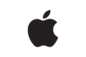 clipart apple logo 3